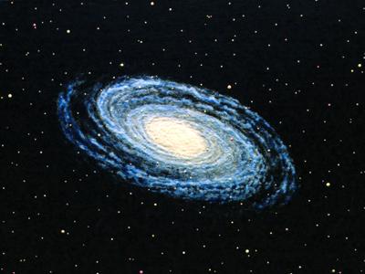 M81-type Galaxy