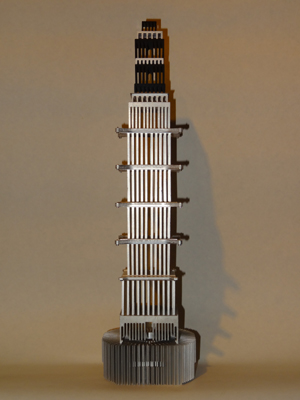 Heat-sink Tower