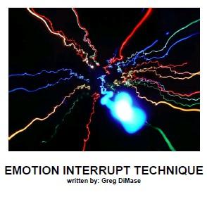 Emotion Interrupt Technique