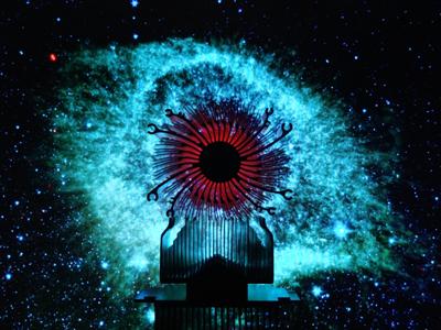 Hypnotizing Stare